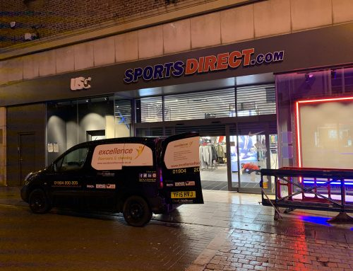 Builder & Sparkle Clean – Sports Direct and Flannels