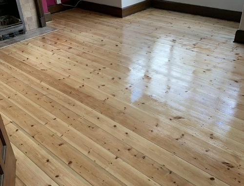 Sanding & Refinishing of Wood Floors – Ms B Regan