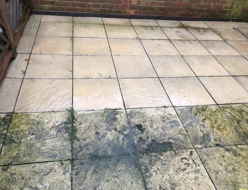 Patio Clean – Strensall